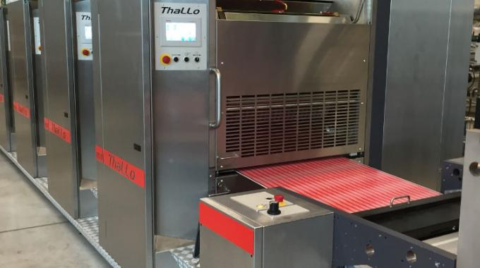 Purchased by a packaging converter in Russia, as previously revealed by Labels & Labeling, the Thallo 850 system will produce high quality flexible packaging