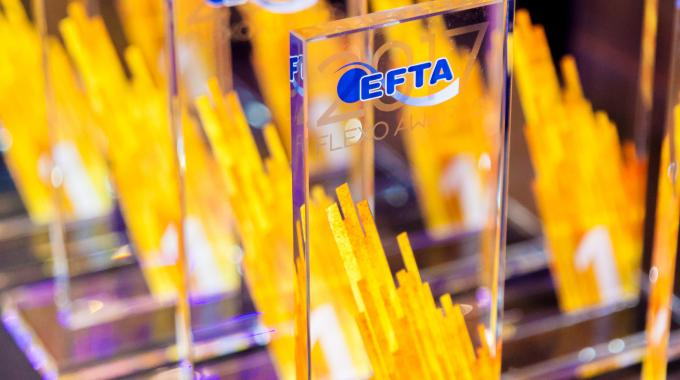 10 trophies were presented, with eight category winners and two special innovation awards