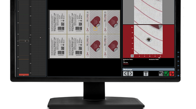 EyeC has introduced Quality Link, a system to provide 'seamless' quality control by connecting the print machine and rewinder
