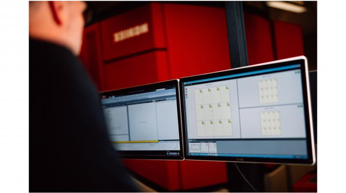 Finnish packaging printer Jaakkoo-Taara has optimized and automated its workflow processes for the production of digitally printed labels and folding cartons with the integration of Xeikon and Esko technologies