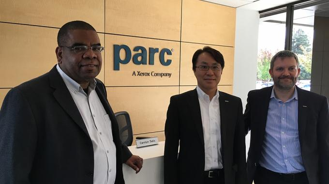 DataLase and Parc, a Xerox company, are to work together to develop photonic printing systems based on the DataLase laser-reactive color-change pigment technologies.