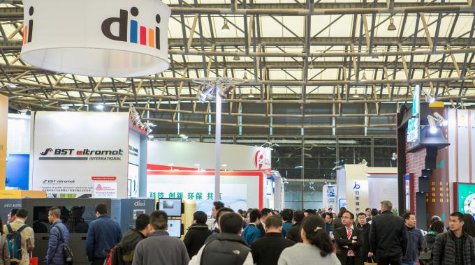 Labelexpo Asia 2017 attracted 20,084 buyers, up 19.9 percent on 2015