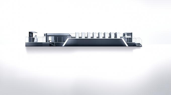 The 15,000th Speedmaster XL 106 printing unit is due to be shipped shortly