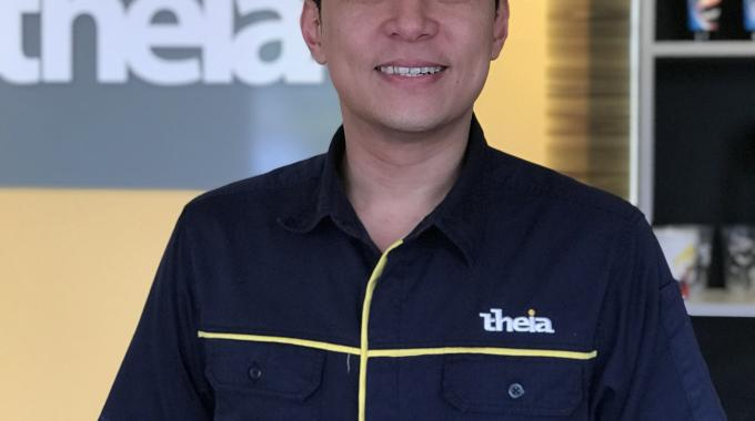Danny Lim, sales and managing director at Theia