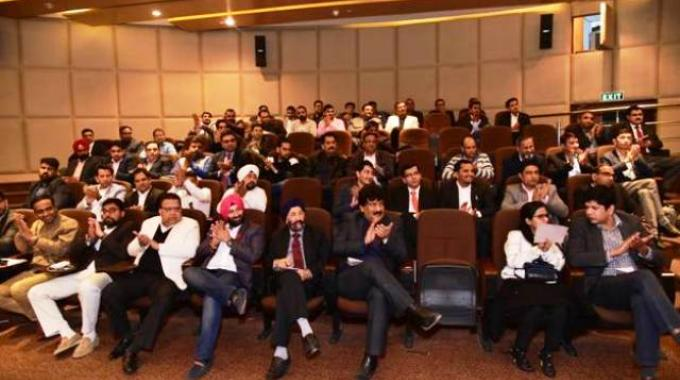 Technical seminar hosted by LMAI in Chandigarh was attended by about 80 print professionals