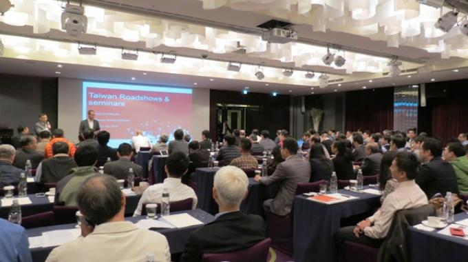 Bobst and partners held a road show in Taipei, Taiwan on December 14, 2016 that attracted 140 participants from 70 companies in the printing and packaging industry.