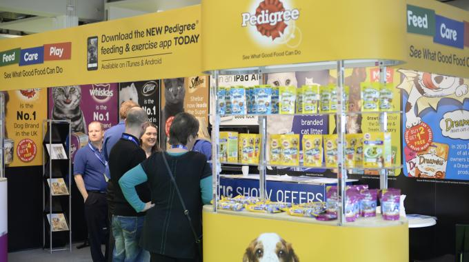 Alongside Americk Packaging, exhibitors will cover all corners of the pet industry, and are to include Mars Petcare, Royal Canin, Lily's Kitchen and Schur Star Systems