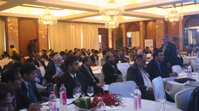 The Authentication Forum attracted more than 200 professionals to New Delhi on February 7-8
