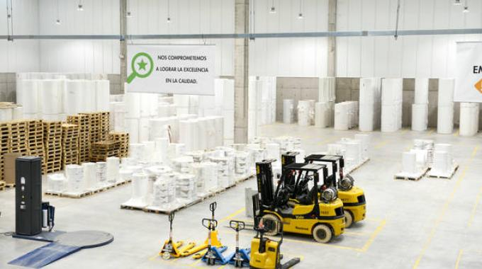UPM Raflatac opens new slitting and distribution terminal in Santiago, Chile