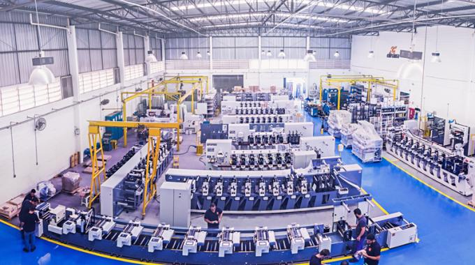 Etirama Business Week takes place on January 30 to February 1 at the company's plant in Sorocaba