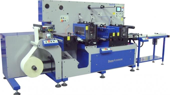 With increased production requirements, Flexi Labels ordered a second machine with an increased specification to add further products to its growing portfolio of products