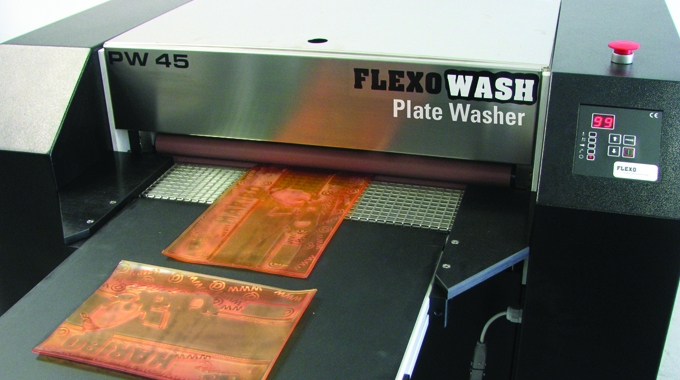 Jet Technologies Indonesia has already installed a number of anilox cleaners, parts washers, rotary screen washers and plate cleaners from Flexo Wash