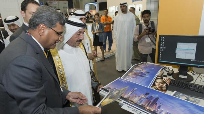 Gulf Print & Pack Summit is a sister event to the biennial Gulf Print & Pack exhibition