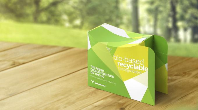 Pro FSB EB1 is bio-based, recyclable and biodegradable
