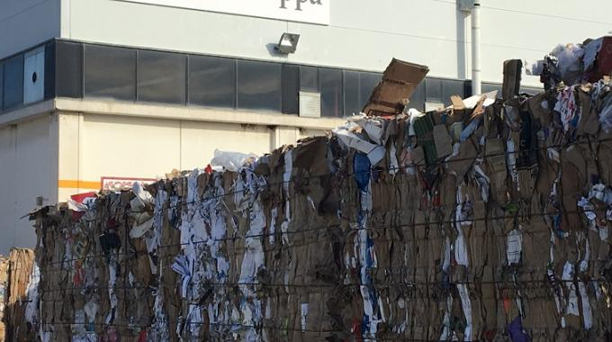 Smurfit Kappa has opened a new recycling plant in Malaga, Spain, which will strengthen its recovered paper service in the region