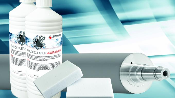 The Zecher Anilox Cleaner range was introduced last year
