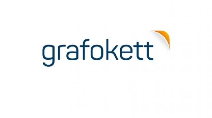 Grafokett is ISO 14001 certified and sees hybrid electric vehicles as a step towards a better environment