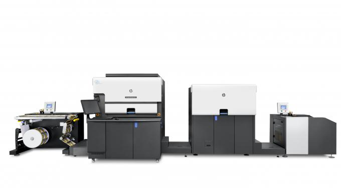 The new HP Indigo 6900 is launched this week