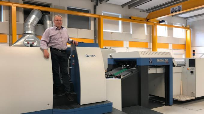'It is by far the most effective die-cutter on the market' - ScanMould managing director Martin Fundal