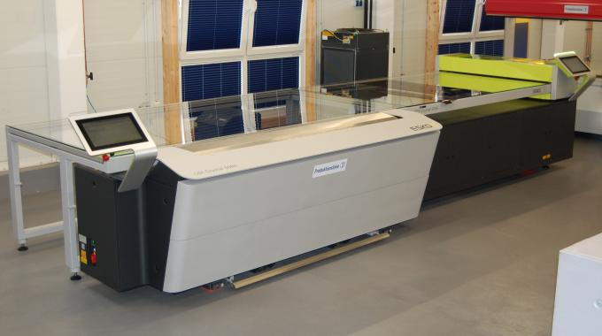 The two devices – a CDI Crystal 5080 for flexo plate imaging and an XPS Crystal 5080 for simultaneous UV main and rear exposure – were installed at the beginning of 2018