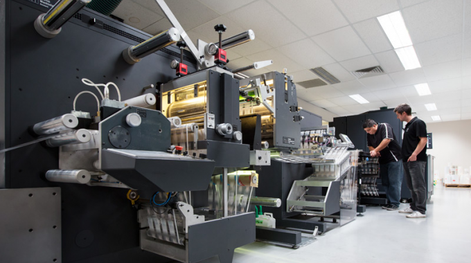 GM's established 'mini' series of in-line converting systems for digital presses has been upgraded with cold foilsuper gloss capability