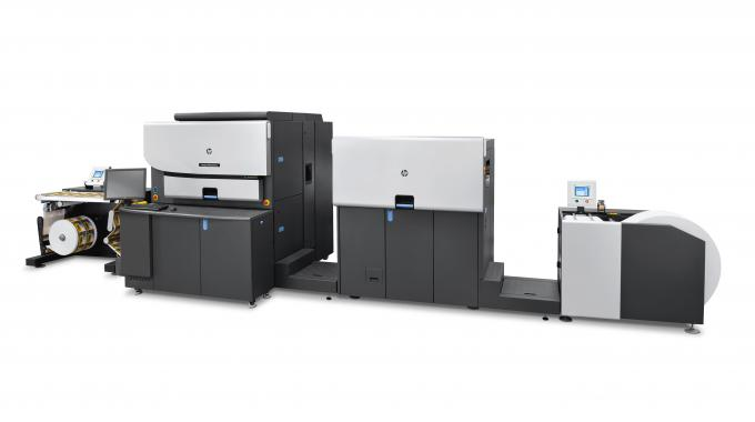 Labels in Motion selected the HP Indigo WS6800 digital press because it supports a wide range of standard, off-the-shelf substrates with in-line priming as well as pre-treated materials and offers up to seven ink stations for a wide color gamut