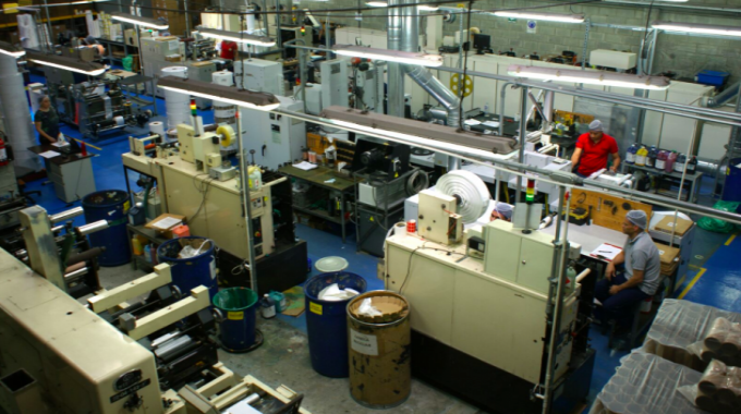 The company moved into a 1,000sqm factory in 2008
