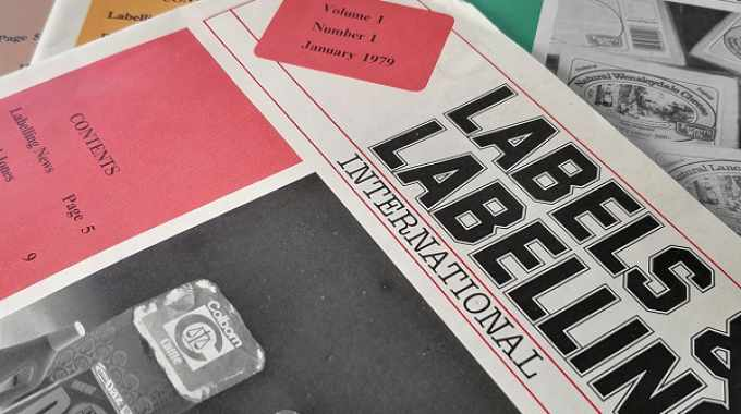 Labels & Labeling was first published in early 1979, with issue 6, 2018 marking the publication's 40th anniversary