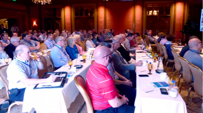 TLMI hosted a converter meeting at the Fairmont Grand Del Mar in San Diego, California