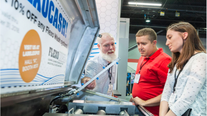 Flexo Wash launched a new system
