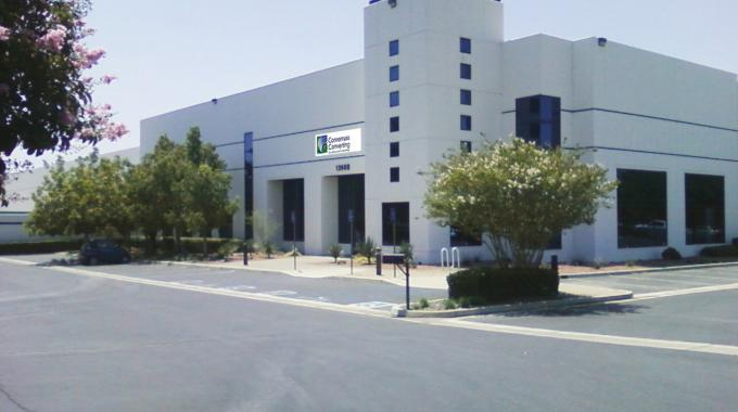 The new 100,000 sq ft facility in California will be equipped with two precision cut Maxson large format sheeters as well as a 94in-wide Catbridge twin drum rewinder