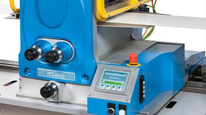 For the semi-rotary, gearless die-cutting unit, a speed of 60m/min can be achieved, with a die thickness range of 0.2-2mm