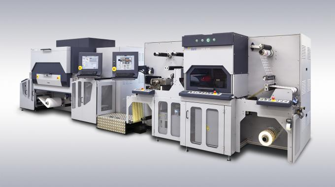 Durst will show for the first time a Tau 330 UV-inkjet digital press