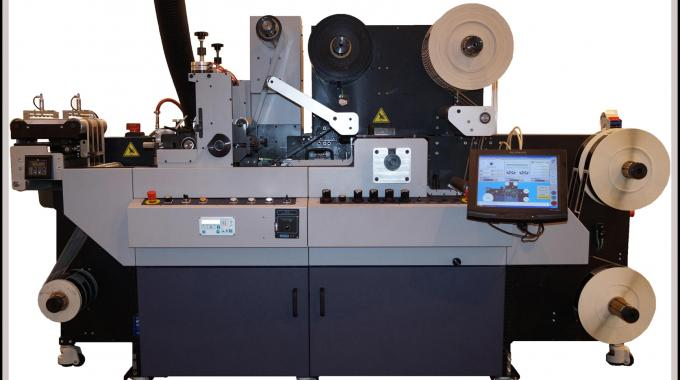 Gonderflex introduces distortion software which permits the use of pre-existing full-rotary flexible dies by compensating their distortion requirements to fit the Rotoworx's semi-rotary die cutter