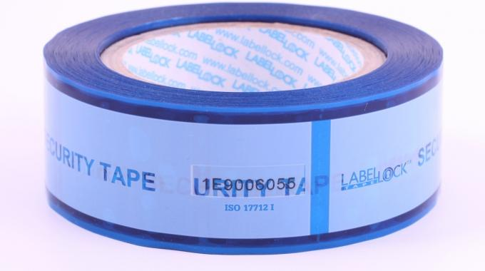 In what is believed to be an industry first, the full range of Label Lock security labels and tapes are now available to conform to the latest ISO17712:2013 'I' standard for indicative seals