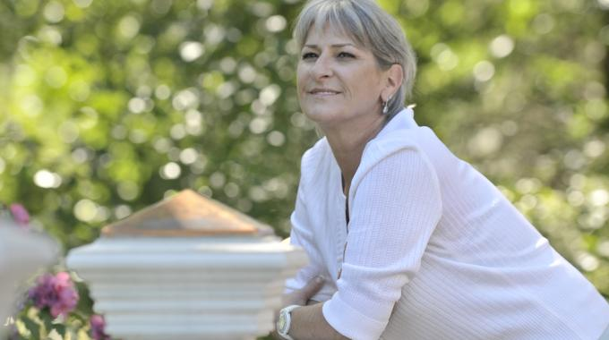 Suzanne Zaccone is the first female recipient of the Lifetime Achievement Award
