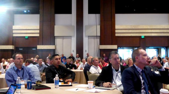The TLMI annual meeting was hosted in Scottsdale, Arizona