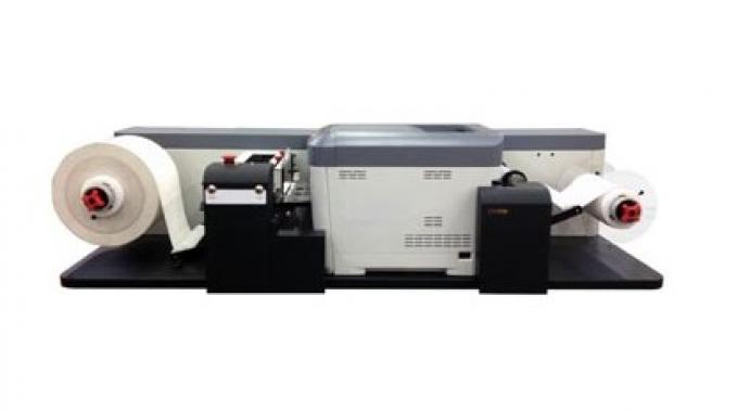 The C711DW features award-winning OKI LED printing technology and OKI label management software from Hybrid Software as a front-end system