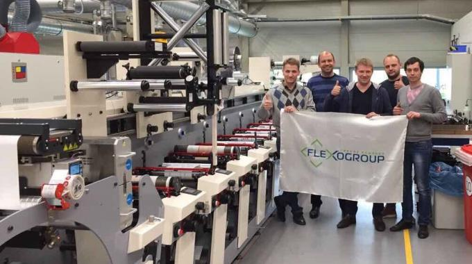 Ukrainian printer Pechatniy Mir has invested in its second and third MPS EB flexo presses