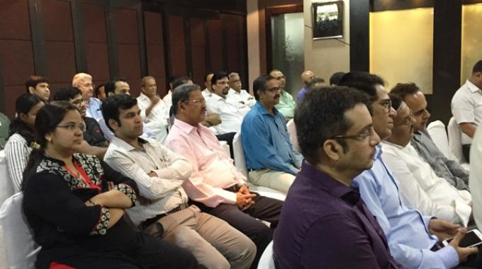 40 printers and suppliers attended the technical workshop organized by LMAI in Kolkata