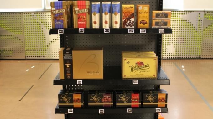 The study, 'Brand impact delivered through packaging', was undertaken at Clemson University's CUshop Consumer Experience Laboratory