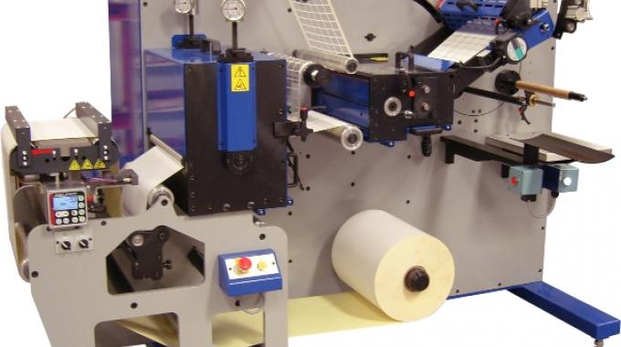 The printer saw the technology at a recent Labelexpo exhibition, before visiting the Daco Solutions production facility to discuss the product range of rotary die-cutters for plain label production