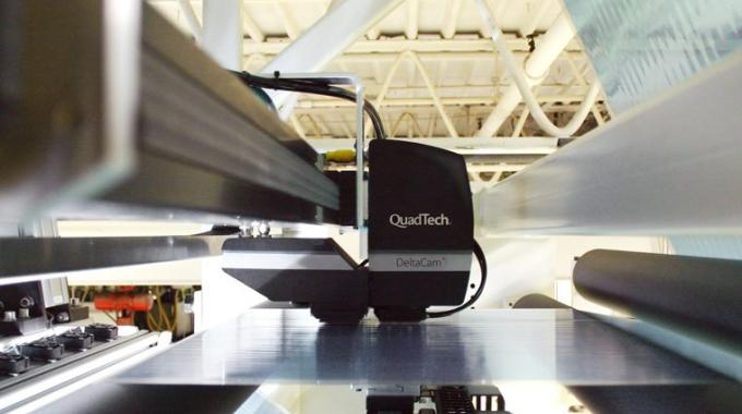 From mid-September, QuadTech's ColorTrack and Color Measurement with DeltaCam will be featured at Uteco's ConverDrome technology demonstration facility
