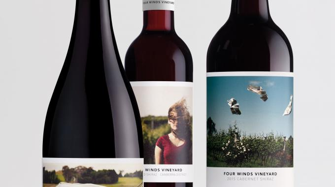 Awards Denomination won included trophies for the Best Redesign and Supreme Champion for Four Winds Vineyard
