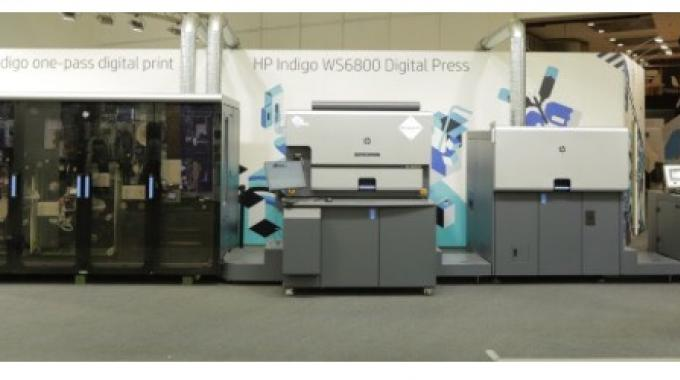 GEM is a fully digital one-pass printing press for embellishing with foil, screen, tactile, varnish and other special effects