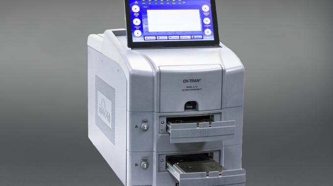 Mocon has introduced the Ox-Tran 2/12 oxygen permeation instrument, which provides produce marketers and their material suppliers with oxygen permeation data quickly and more easily to assist in meeting shelf-life goals