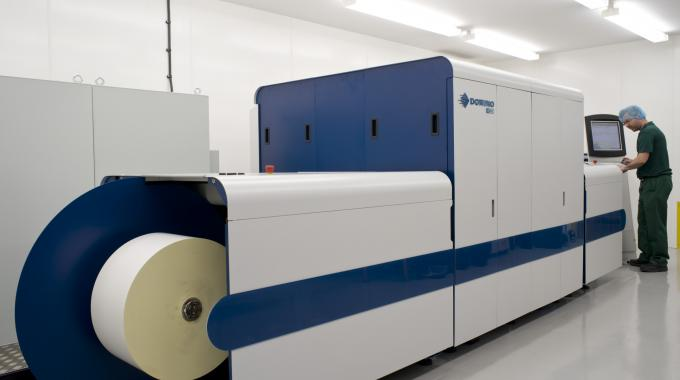 supplementing its existing portfolio of K-Series digital printers with the addition of N-Series digital color label press in Asia