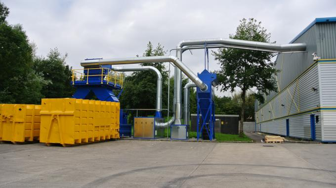 Impact Air Systems is a specialist in the supply of centralized matrix and edge trim extraction, working across a wide range of industries around the world
