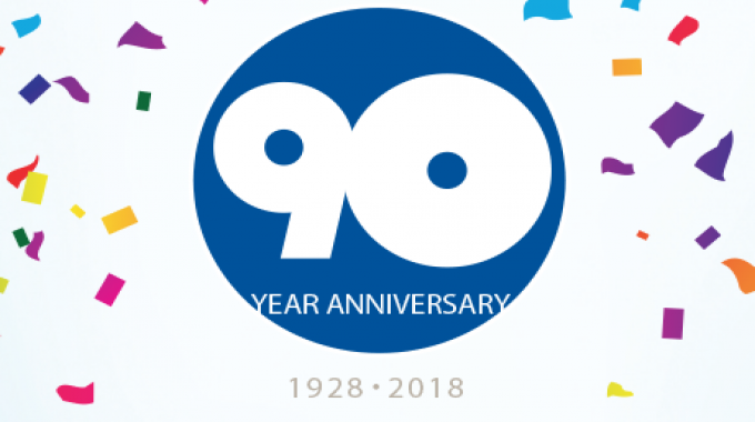 Spinnaker Coating is celebrating its 90th anniversary in 2018