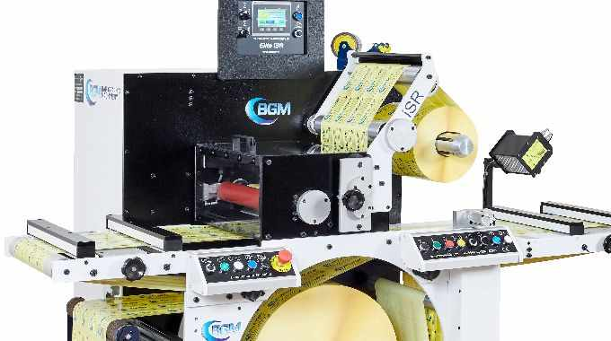 Many of the machines from BGM's Elite portfolio of converting and finishing equipment promise low carbon emissions, with some claimed to be so efficient that they use less than 40 percent of the energy of a household kettle
